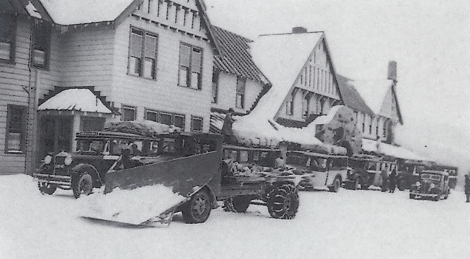 Australian alpine oversnow equipment other australian snow related